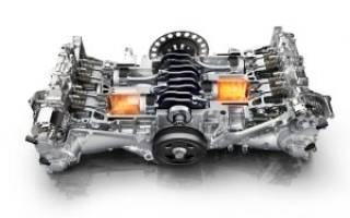 Оппозитный двигатель субару плюсы и минусы