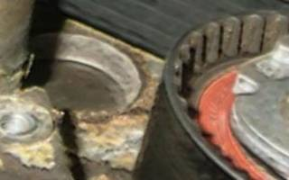 Замена грм на лада ларгус 16 клапанов