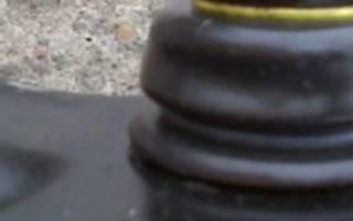 Шаровая опора на рено логан