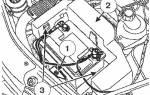 Как снять коробку на рено логан