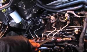 Ремонт форсунок форд транзит