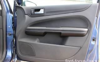 Разборка двери форд фокус 2